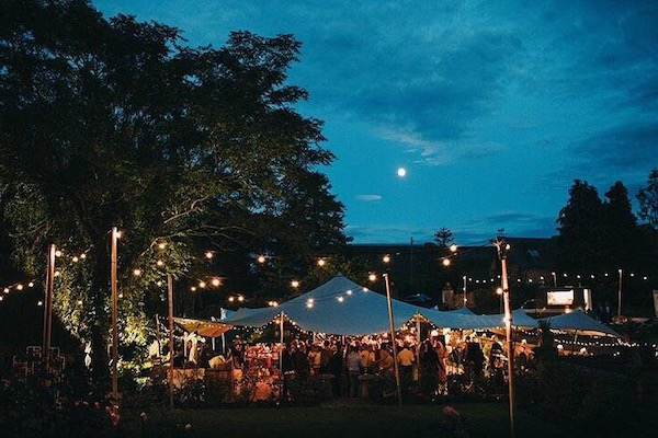 Stretch tent - Lawson photography