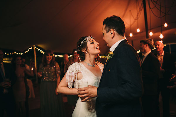 Bride and groom - Lawson photography