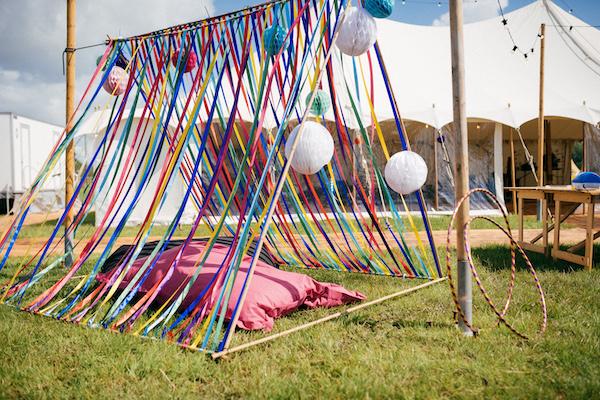 Festival decor - Wedding Day Photos