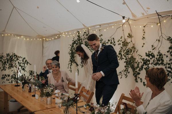 Wedding day speeches - Monnet Coralie photographer